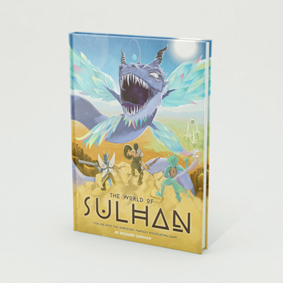 'The World of Sulhan' roleplaying game